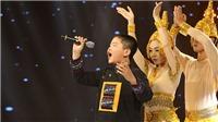 Thần tượng tương lai: Cậu bé chèo Quang Diễn chinh phục hit Tùng Dương