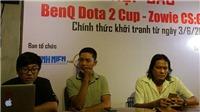 Báo Thanh Niên nâng tầm thể thao điện tử Việt Nam