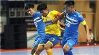 Thái Sơn Nam áp sát mục tiêu bảo vệ chức vô địch giải futsal VĐQG 2017