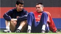 Mourinho: 'Lúc về già tôi sẽ tiết lộ lý do không ở lại Barcelona'