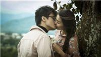 Fan ngây ngất với nụ hôn ngọt lịm của Hà Anh Tuấn với Thanh Hằng