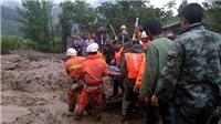 Lở đất ở Trung Quốc làm hơn 20 người chết