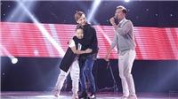 'The Voice Kids' tập 5: Soobin Hoàng Sơn chinh phục 'cậu bé búi tóc' chất lừ