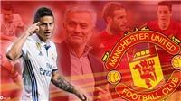 CHUYỂN NHƯỢNG 31/5: James Rodriguez từ chối tới Inter vì Mourinho. Barca bán một nửa đội hình