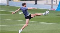 Sao Real Madrid khoe cơ bắp trước trận Chung kết Champions League