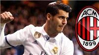 CẬP NHẬT  tối 27/5: Morata cự tuyệt Mourinho để sang Milan. Messi phát cáu vì Bernado Silva tới Man City