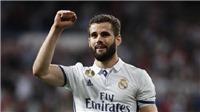 Nacho ma mãnh 'đánh cắp trứng gà' giúp Real Madrid mở tỉ số trước Sevilla