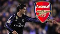 CHUYỂN NHƯỢNG ngày 12/5: Bale sẵn sàng tới M.U. Arsenal phá két vì Morata. Barca gây sốc với Romeu
