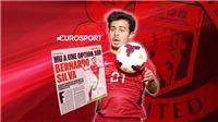 CẬP NHẬT sáng 20/5: Mourinho quyết tâm chiêu mộ đồng hương ở Monaco. Mục tiêu của Arsenal chính thức xác nhận rời Lyon