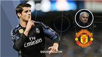 Man United sẽ mất... 180 triệu bảng vì Morata