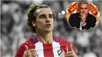 CẬP NHẬT sáng 3/6: Man United lại nhận hung tin về Griezmann. Báo thân Barca cổ vũ Juventus ra mặt