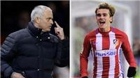 TIẾT LỘ: Tên Mourinho xuất hiện trong quảng cáo mới nhất của Griezmann