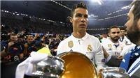 'Siêu cò' Mendes đã gặp chủ tịch Real để chốt tương lai của Ronaldo
