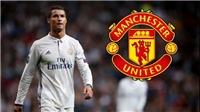 Ronaldo sẽ trở lại Man United trong hình hài của một 'Vua vòng cấm'!