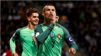 Ronaldo lập cú đúp cho BĐN, Lloris mắc sai lầm KHÔNG TƯỞNG khiến Pháp thua ngược
