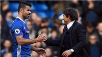 Chelsea ra quyết định BẤT NGỜ sau khi Conte giải trình vụ Costa