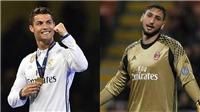 CẬP NHẬT tin tối 17/6: AC Milan muốn đổi Donnarumma lấy Ronaldo. M.U chốt vụ Perisic vào tuần sau