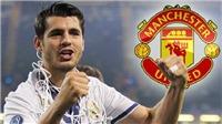 CĐV Man United háo hức khi thấy dấu hiệu cho thấy Morata sắp chuyển đến
