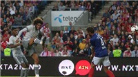 Valerenga 0-3 Man United: Fellaini mở tỉ số trước tin đồn ra đi, Lukaku tiếp tục nổ súng