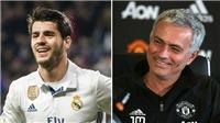 Mourinho nói gì khi Morata sắp gia nhập Chelsea?