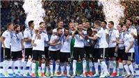 BXH FIFA tháng 7/2017: Đức soán ngôi của Brazil. Việt Nam đứng thứ 3 Đông Nam Á