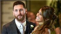 Đám cưới của Messi quy tụ 19 Cúp Champions League, 3 chức VĐ World Cup, 2.151 bàn thắng