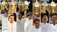 Sự tiến hóa kỳ lạ của Roger Federer