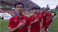 Link xem trực tiếp Philippines - Việt Nam vòng bảng SEA Games (19h45 ngày 20/8, VTV6)