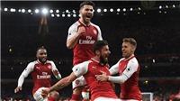 ĐIỂM NHẤN Arsenal 4-3 Leicester: Lacazette khởi đầu như mơ. Hàng thủ Arsenal đá như đội nghiệp dư