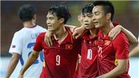 Link xem trực tiếp U22 Việt Nam - U22 Indonesia vòng bảng SEA Games (19h45 ngày 22/8, VTV6)