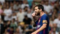 'Messi đá như hậu vệ. Barca tệ như Everton. Coutinho hủy yêu cầu chuyển nhượng'