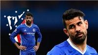 CẬP NHẬT tối 3/9: Chelsea kiện Diego Costa. Rooney tin Lukaku sẽ giúp M.U mạnh hơn