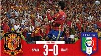 Tây Ban Nha 3-0 Italy: Isco sút phạt, xỏ háng tuyệt hay, gieo ác mộng cho Italy