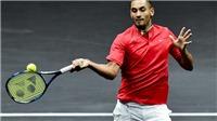 TENNIS 4/10: Kyrgios vào Tứ kết China Open. Andy Murray có thể làm HLV bóng đá