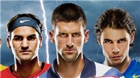 TENNIS ngày 8/10: '20 năm nữa cũng khó có Federer, Nadal và Djokovic mới'