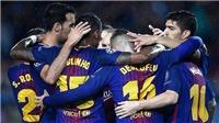 ĐIỂM NHẤN Barca 3-1 Olympiacos: Pique bị đuổi, vẫn vượt trội. Messi đi bộ, vẫn bùng nổ