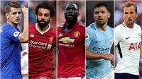 5 đội bóng Anh cùng dẫn đầu các bảng đấu Champions League