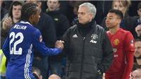 Tại sao Man United sẽ như 'hổ mọc thêm cánh' với Willian?