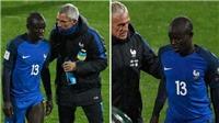 CẬP NHẬT sáng 8/10: Thêm 2 đội giành vé tới Nga. Chelsea nhận hung tin từ Kante