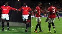 Lukaku - Rashford sẽ là cặp Cole - Yorke mới của Man United?