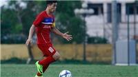 Cựu đội trưởng U20 Việt Nam suýt ở nhà vì chấn thương lạ, Công Phượng chắc chắn đá chính
