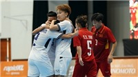 TRỰC TIẾP, Futsal nữ Việt Nam 1-3 Thái Lan: Nguyễn Thị Huệ rút ngắn tỷ số (Hiệp 2)