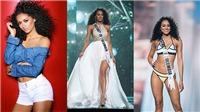Ngắm mỹ nữ nóng bỏng vừa đăng quang Tân Hoa hậu Mỹ 2017