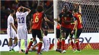 Cục diện các bảng đấu thuộc vòng loại World Cup 2018 khu vực châu Âu
