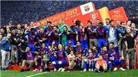 Luis Enrique không 'buồn', nói rõ lí do quyết định rời Barca