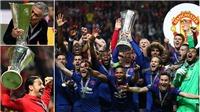 Điểm nhấn Man United 2-0 Ajax Amsterdam: Đẳng cấp Mourinho & câu trả lời của Pogba