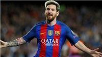 France Football bất ngờ loại Messi khỏi Đội hình tiêu biểu Champions League