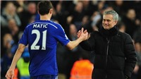 Matic không phải lựa chọn số 1 nhưng vẫn rất hữu ích cho Man United