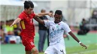 ĐIỂM NHẤN U22 Việt Nam 4–0 U22 Timor Leste: Văn Hậu tuyệt hay nhưng hàng công dứt điểm... vẫn tệ