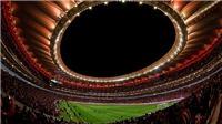 Fan Barca không được vào sân Atletico Madrid, vì vụ Catalunya đòi độc lập?